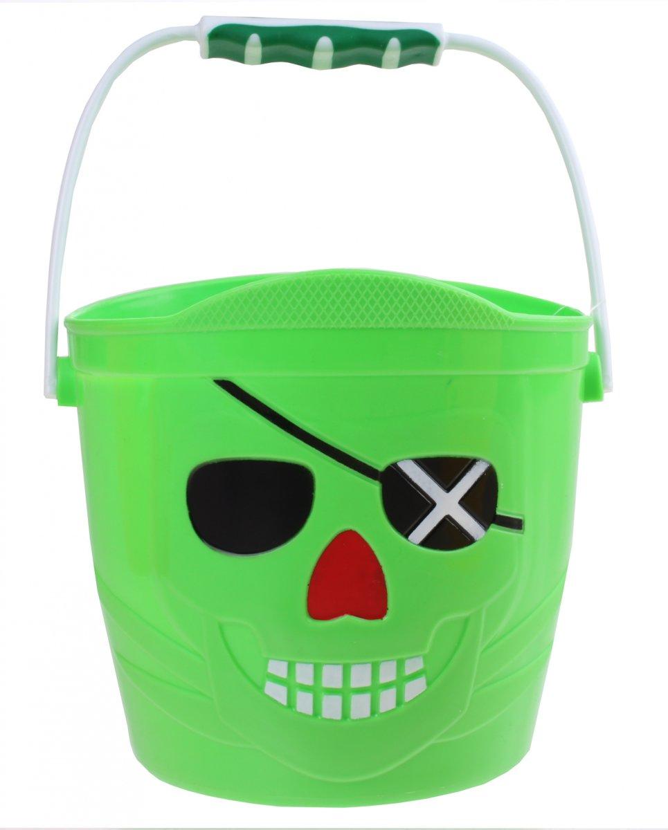 Yello emmer Piraat 14 x 14,5 cm groen kopen