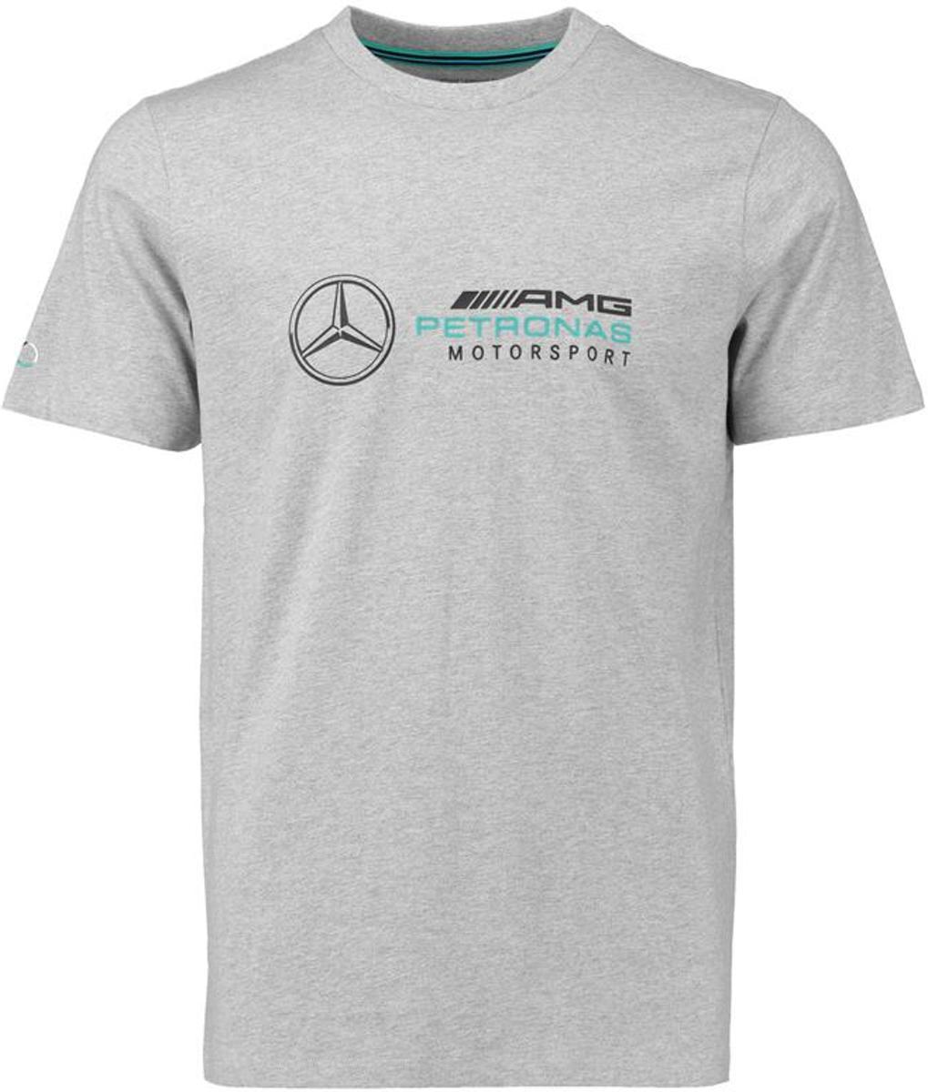 Mercedes F1 Logo T-shirt grijs L