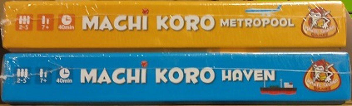 Alle Machi Koro Uitbreidingen