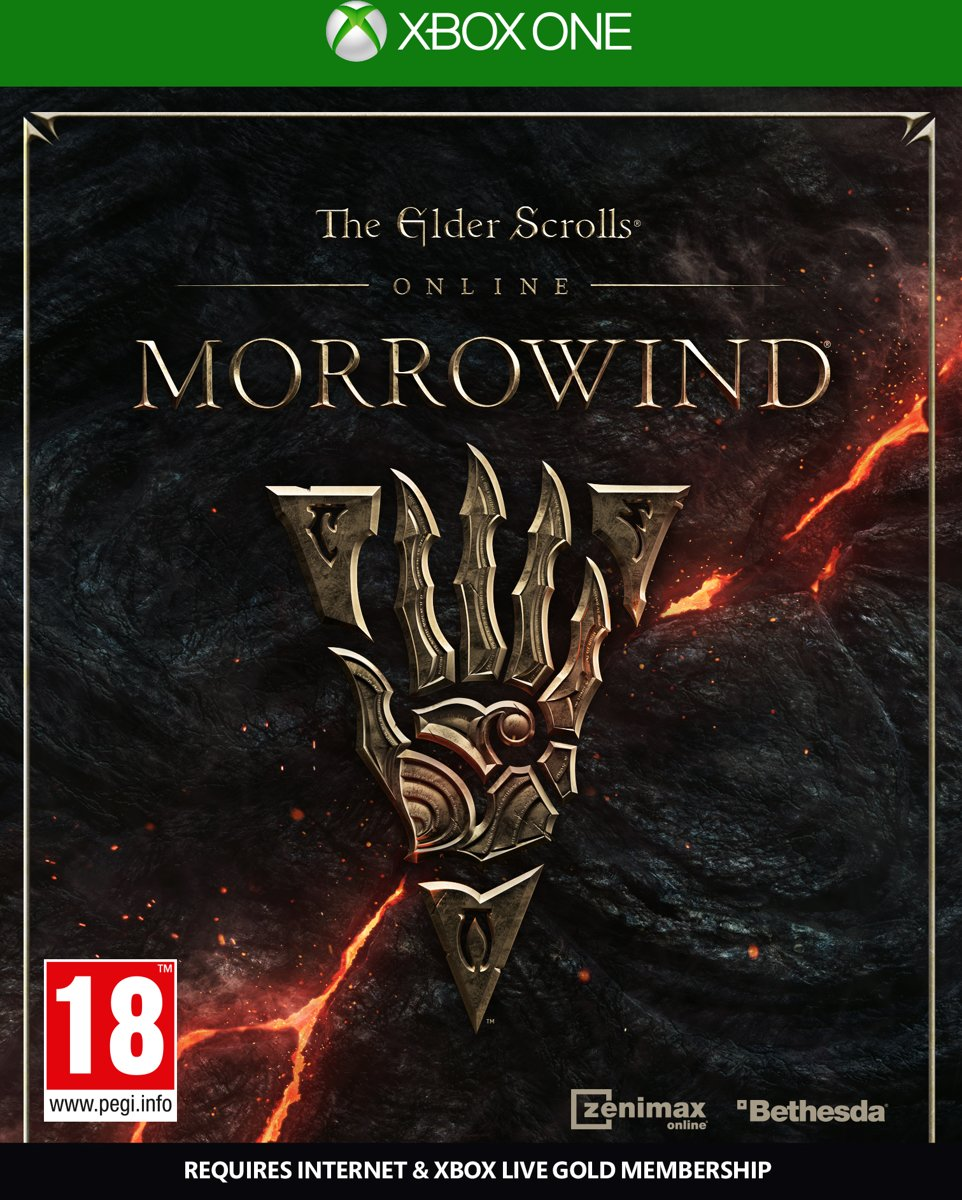 The Elder Scrolls Online: Morrowind voor €14,99