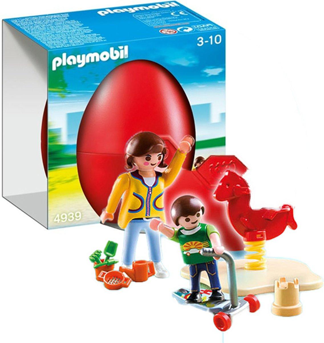 Playmobil Ei Speeltuin - 4939