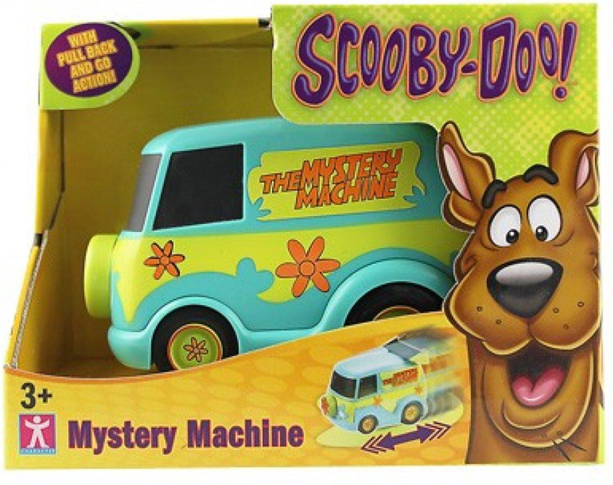 Scooby Doo Mystery Machine - Speelgoed auto