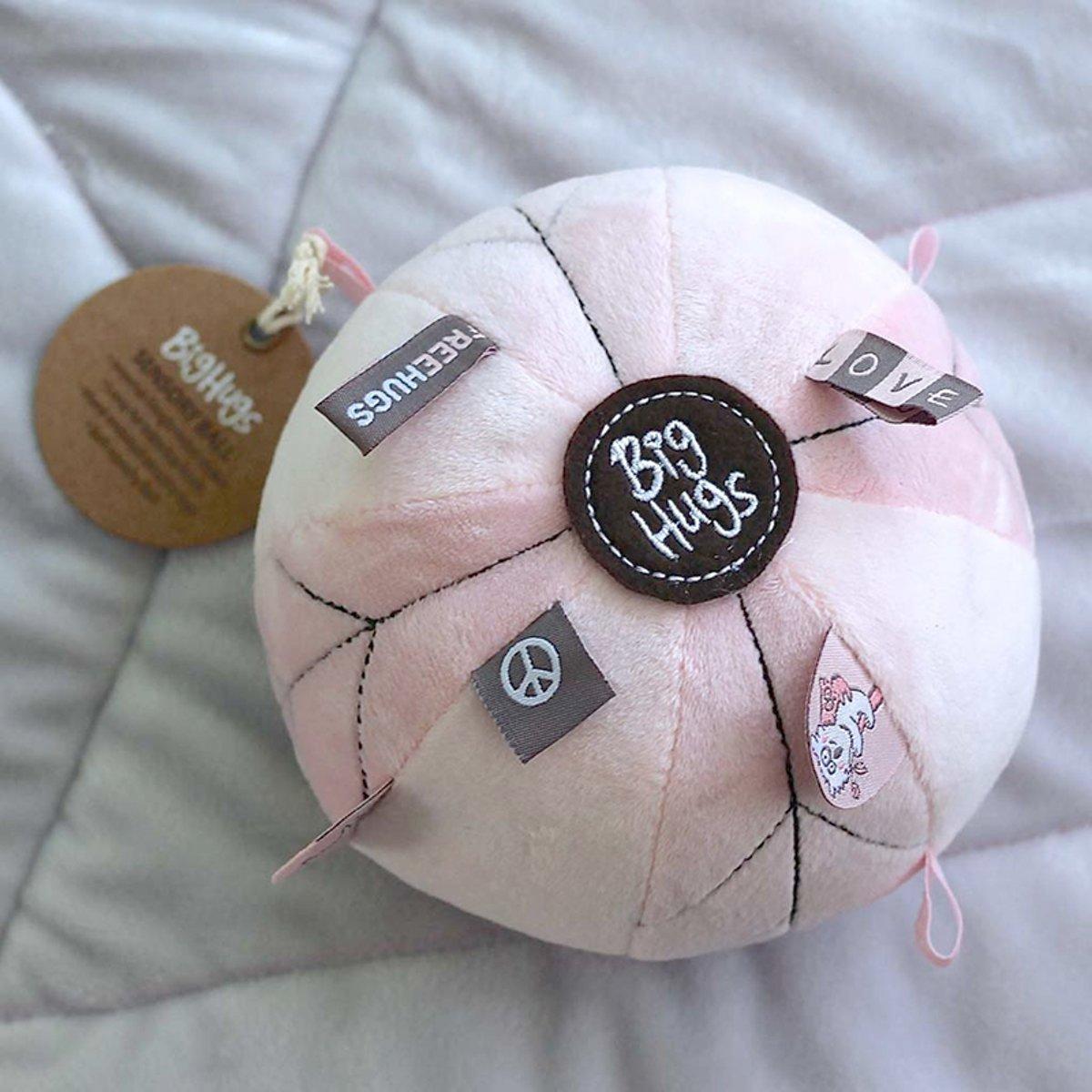 Activity bal BigHugs roze