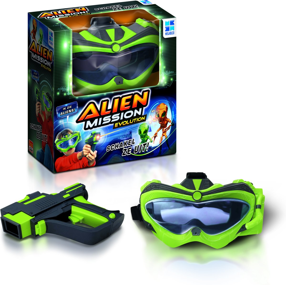Alien Mission Evolution voor €16,95