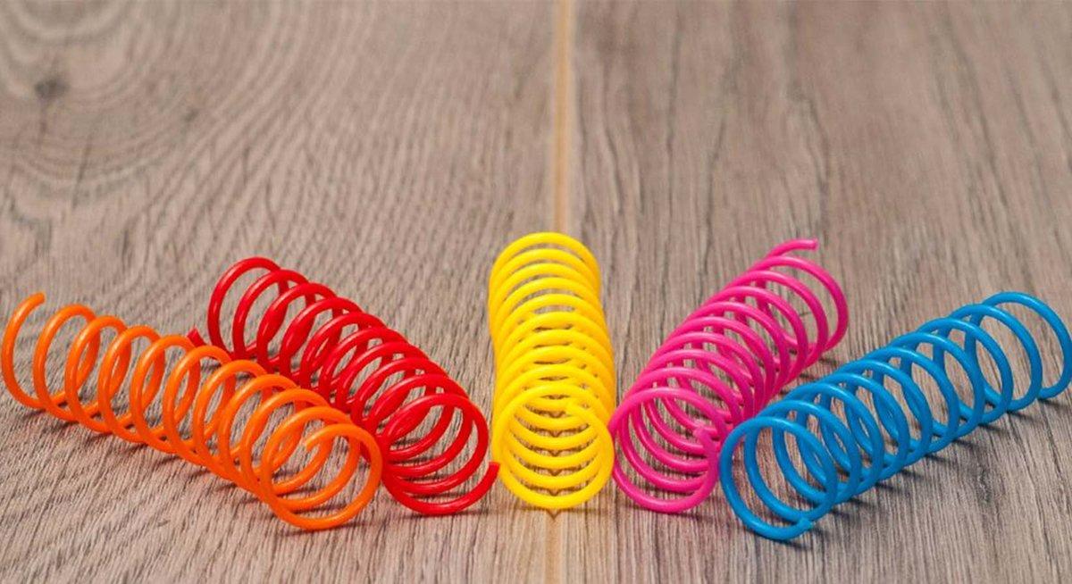 Kattenveertjes Klein  - Gemengde kleuren