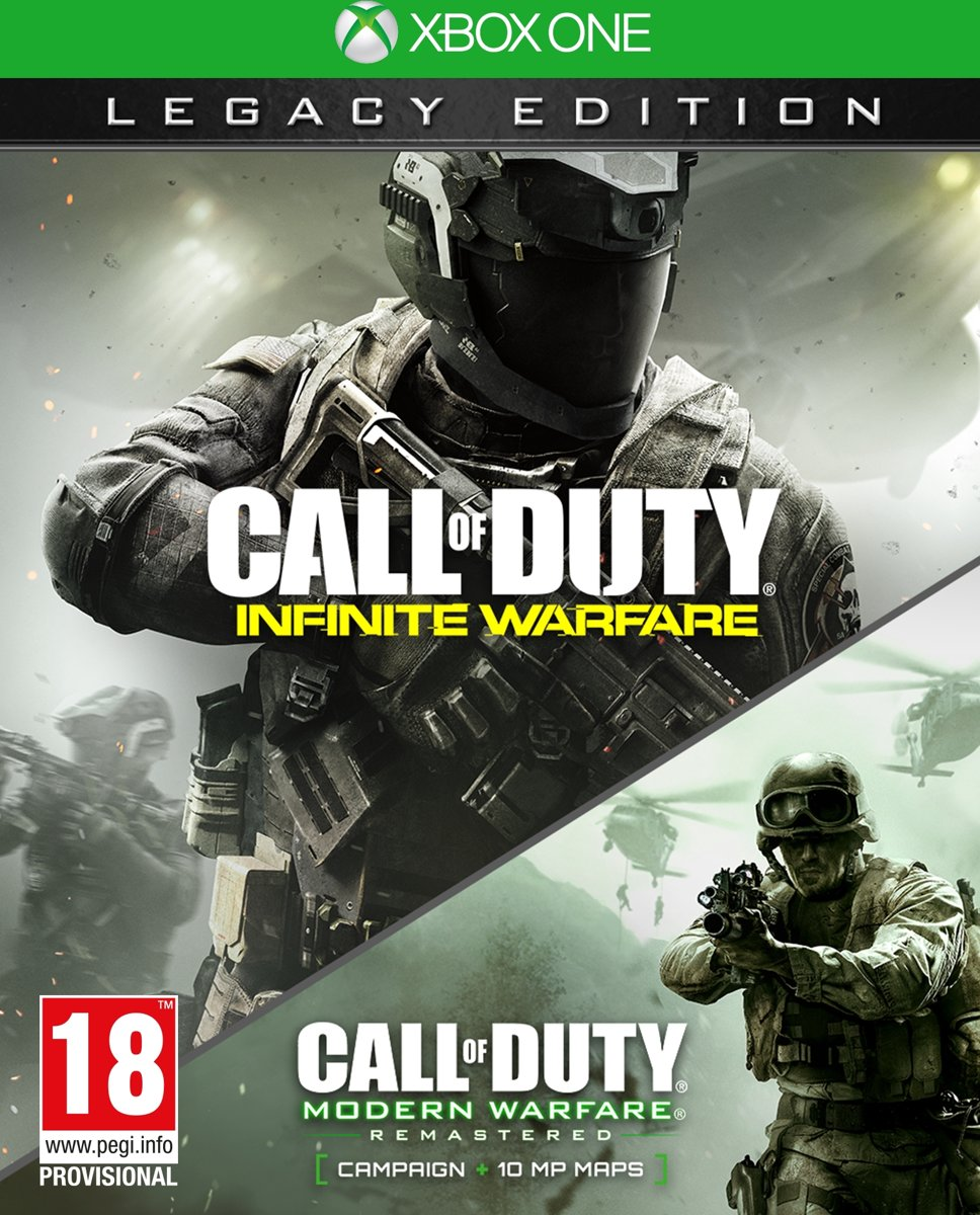 Call of Duty: Infinite Warfare - Legacy Edition Xbox One