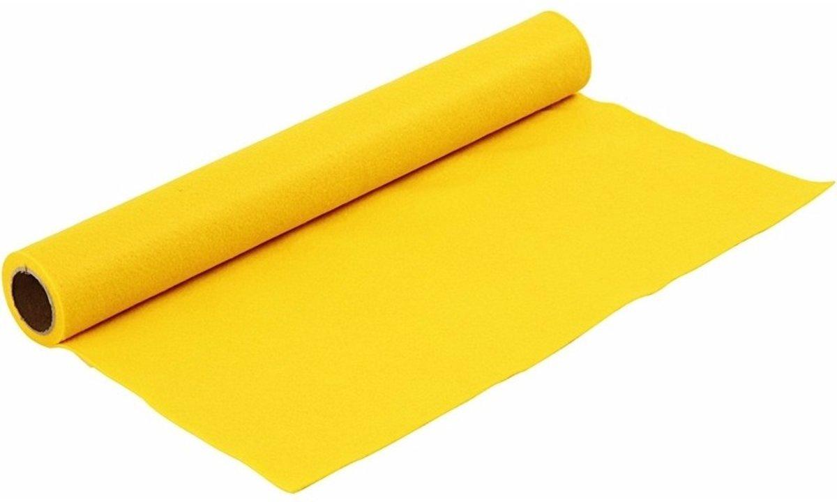 Hobby vilt geel 1,5 mm dik kopen