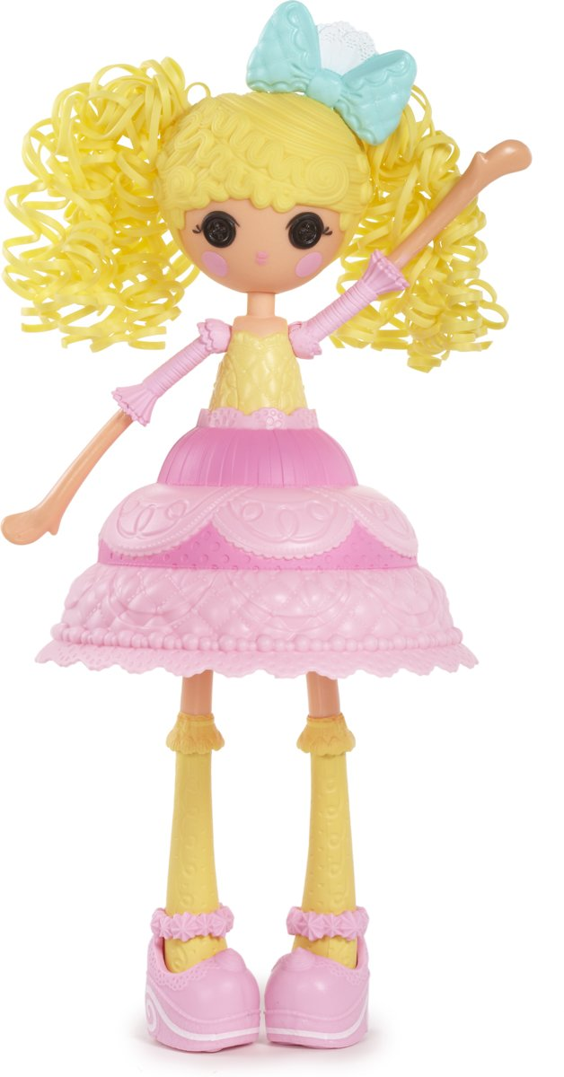 Lalaloopsy Girls Cake Fashion Doll- Candle Slice O