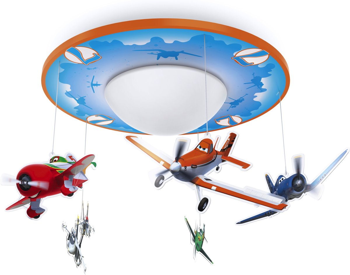 Philips Disney Planes - Plafondlamp - LED - MultiColor kopen
