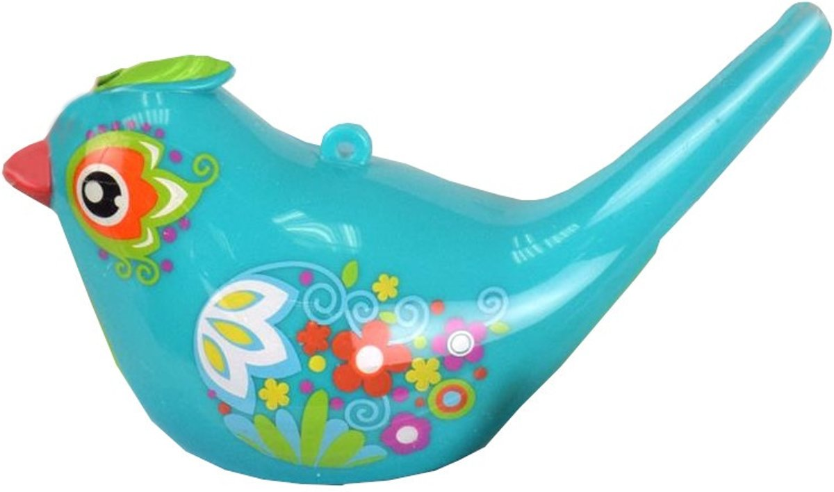 Tutti Frutti Vogelfluit 10 Cm Blauw kopen