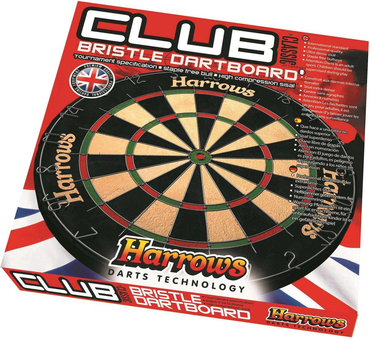 Harrows Club Classic - Dartbord kopen