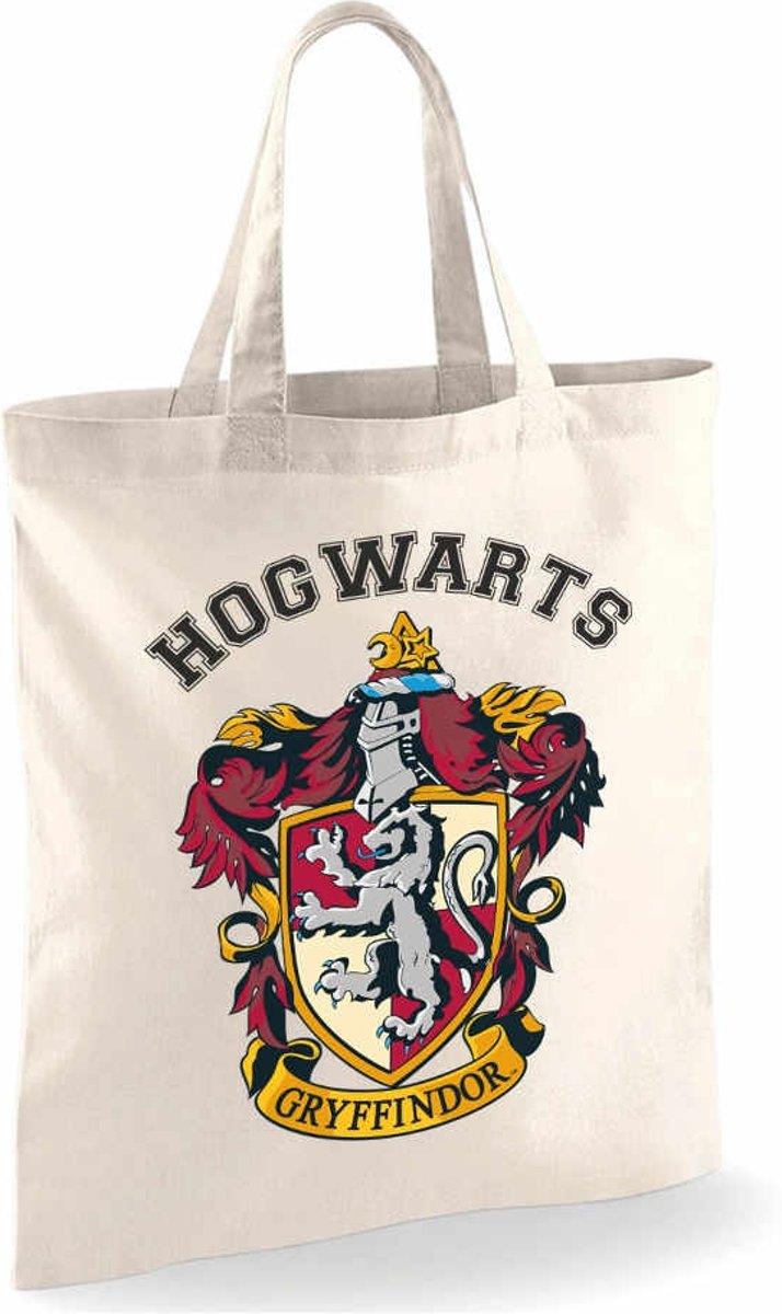 Harry Potter - Gryffindor tas wit kopen