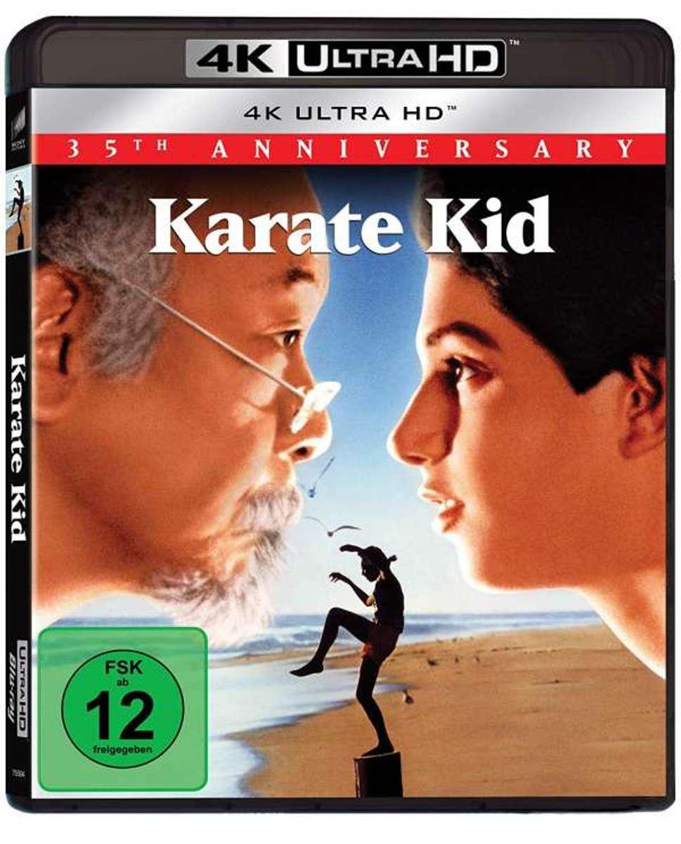 Karate Kid (1984) (Ultra HD Blu-ray)-