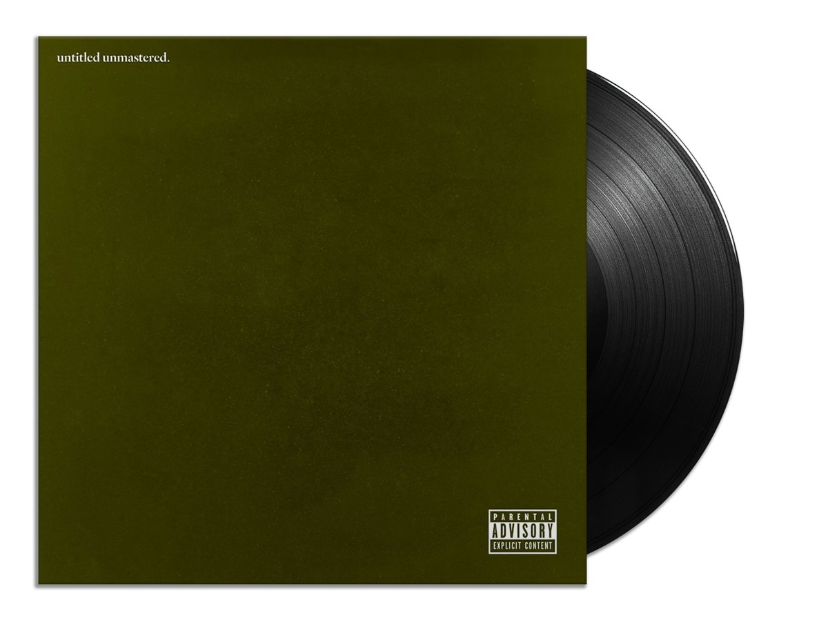 Kendrick  Lamar - Untitled Unmastered. | LP kopen