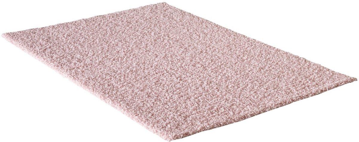 Licht roze tapijt