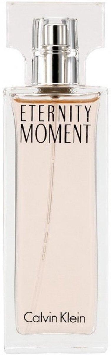 Calvin Klein eternity Moment 100ml eau de parfum thumbnail
