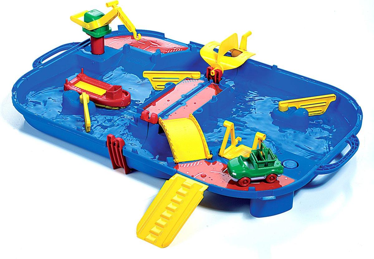 Bolcom Aquaplay Draagbare Aquabox 503 Waterbaan Aquaplay