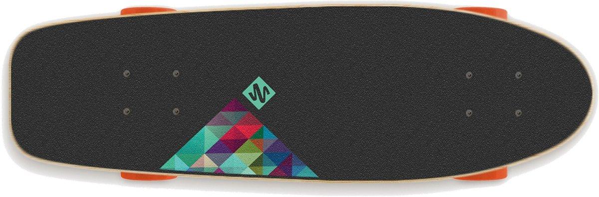 Street Surfing Skateboard Cruiser Rocky Mountain 71 Cm kopen