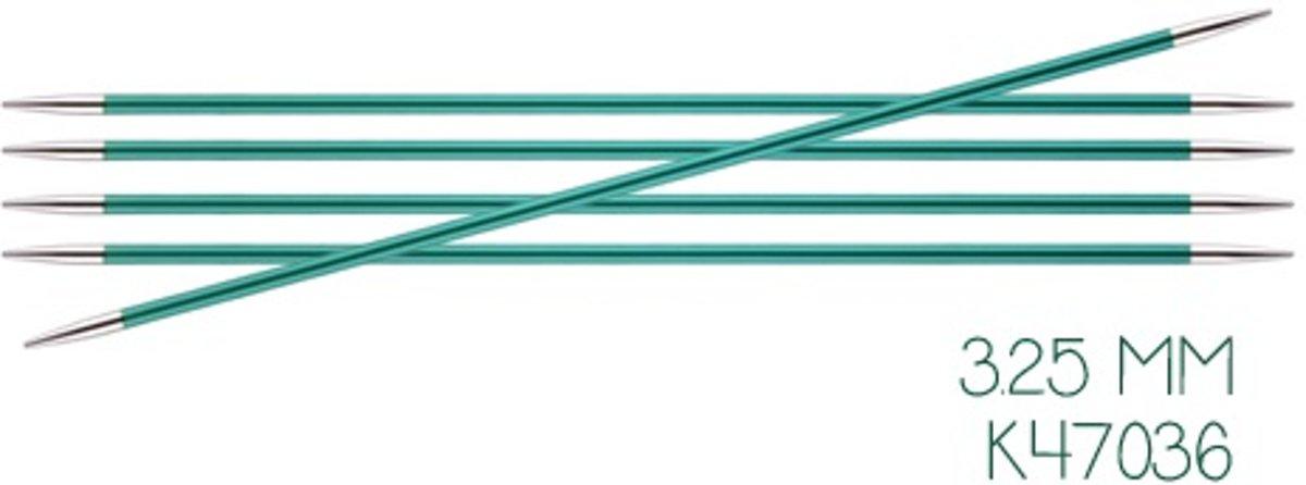 KnitPro Zing Sokkennaalden 20 cm 3.25 mm kopen