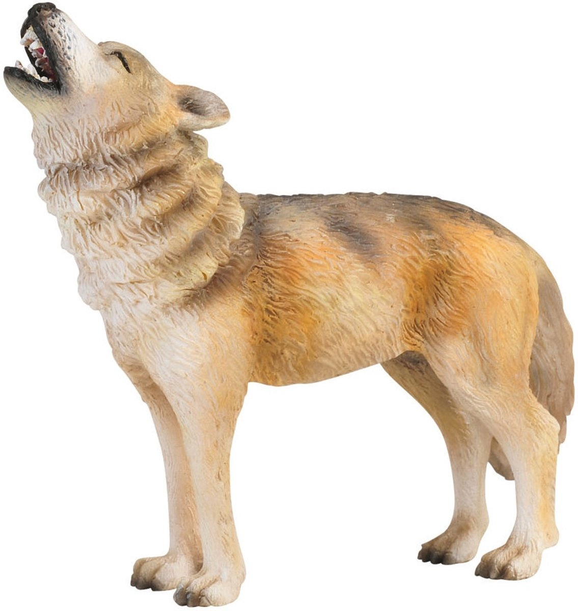 Collecta Bosdieren: Wolf Huilend 9 X 2,8 Cm kopen