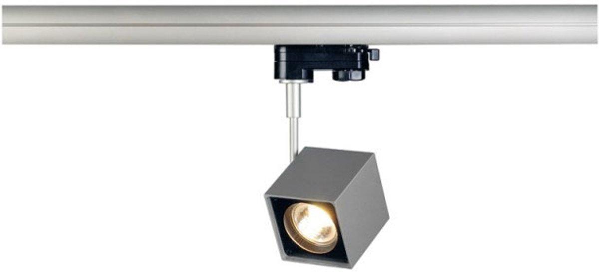 SLV ALTRA DICE SPOT Railverlichting 1x50W Grijs Zwart Chroom 152324 kopen