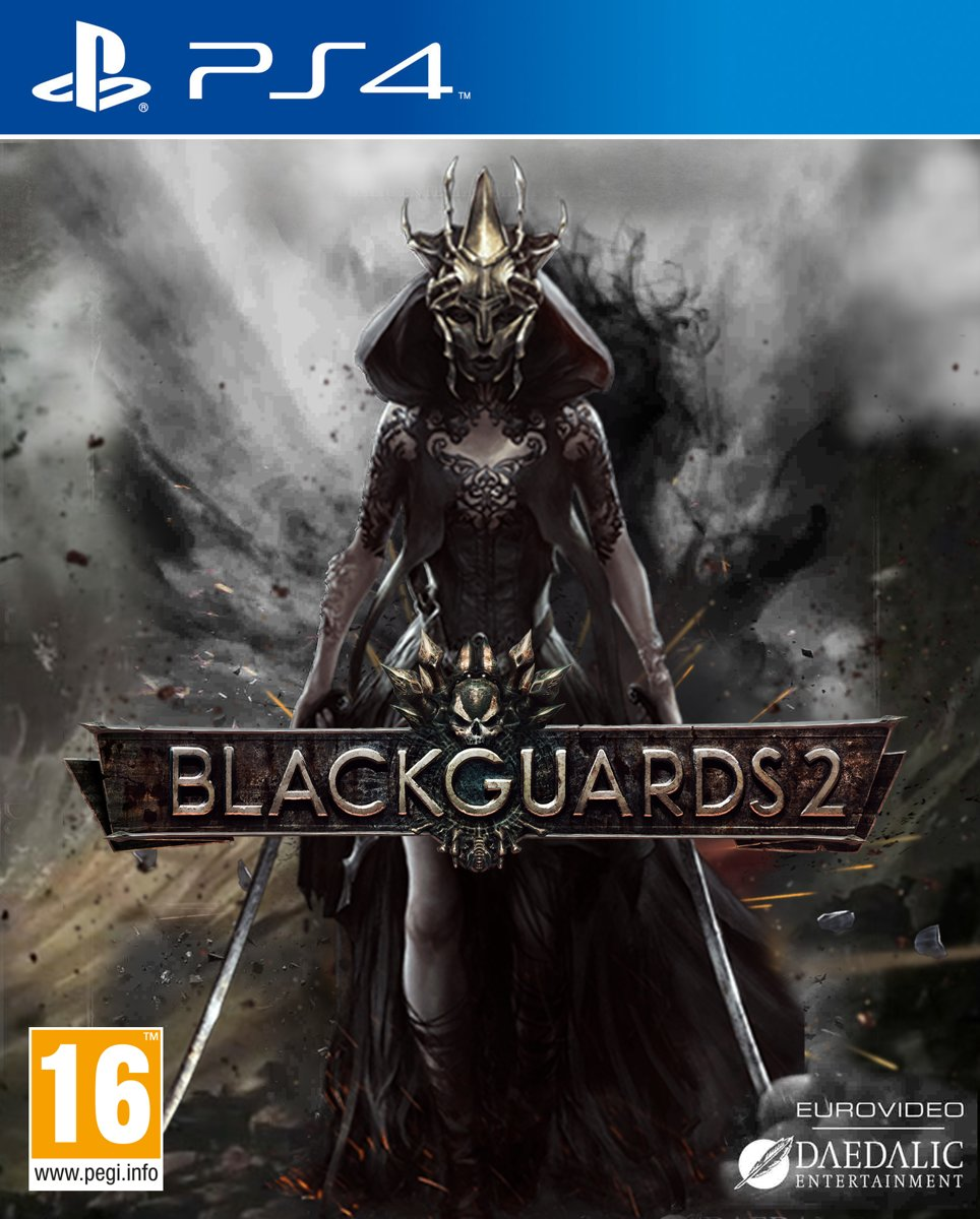 Blackguards Definitive Edition PlayStation 4