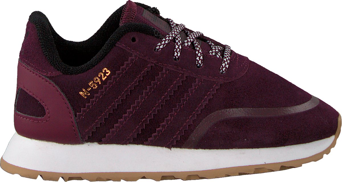 Adidas Meisjes Sneakers N 5923 C Rood Maat 30
