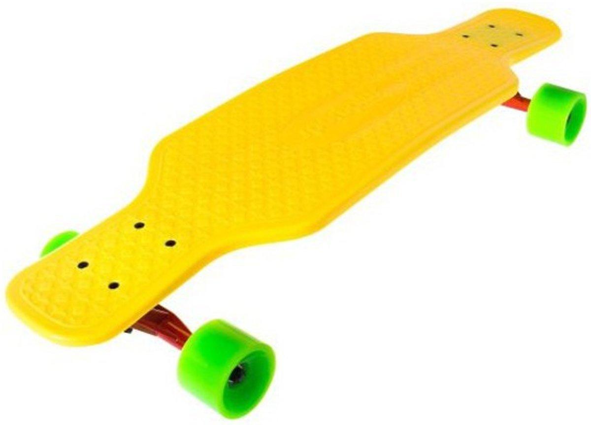 """SP-SB-203 SportPlus Longboard - Double Kick - Groen - """"Frog Snap"""" kopen"""