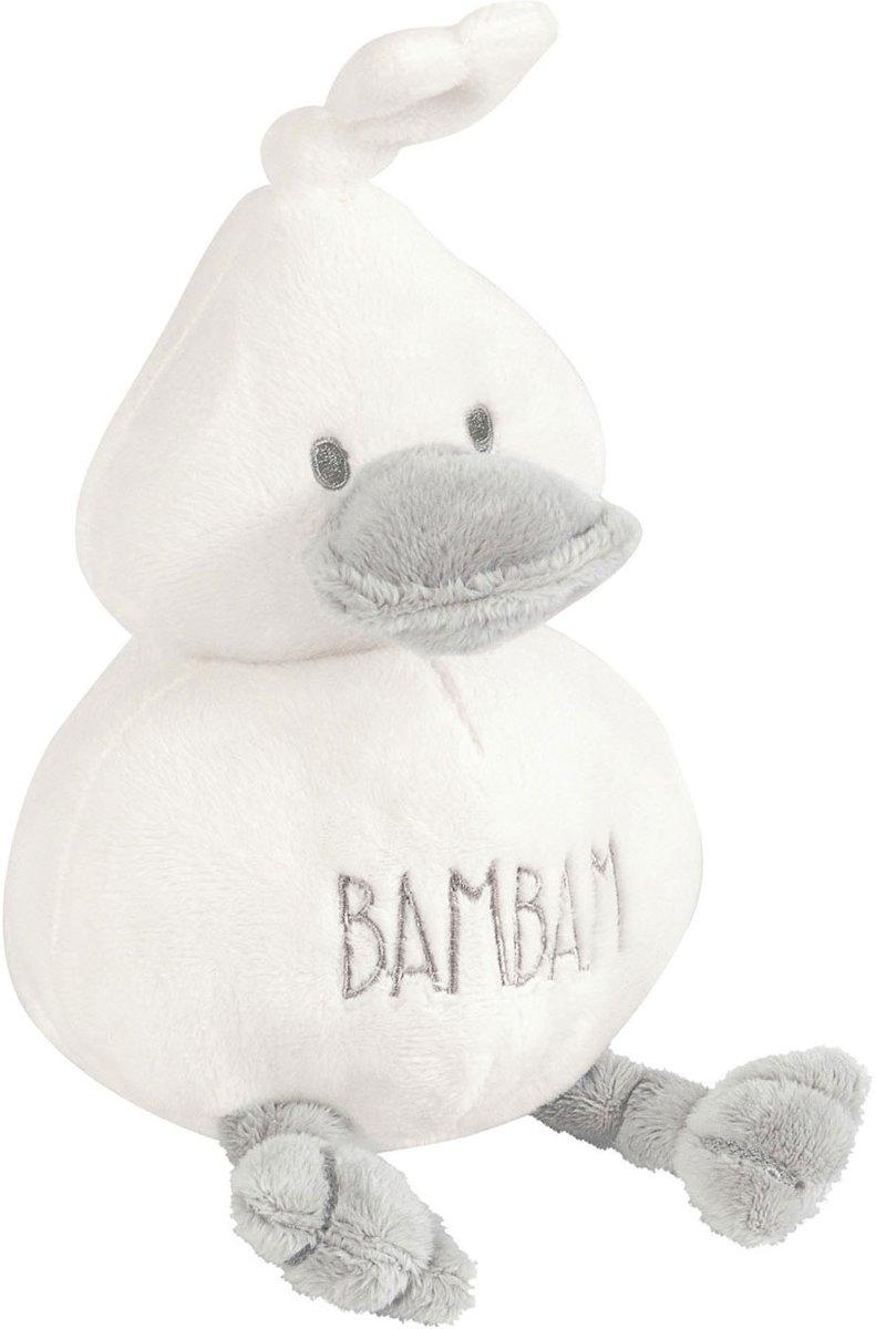 BamBam Duck Cuddle Grey