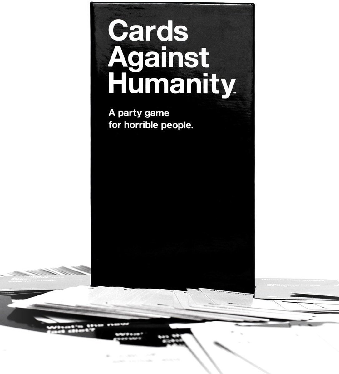 Cards Against Humanity UK editie - Kaartspel voor €17,16