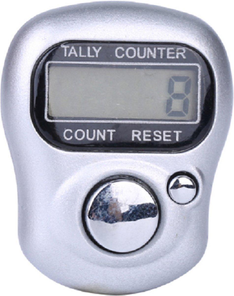 Counter teller digitaal (in willekeurige kleur verzonden) I-deLuxe verpakking kopen