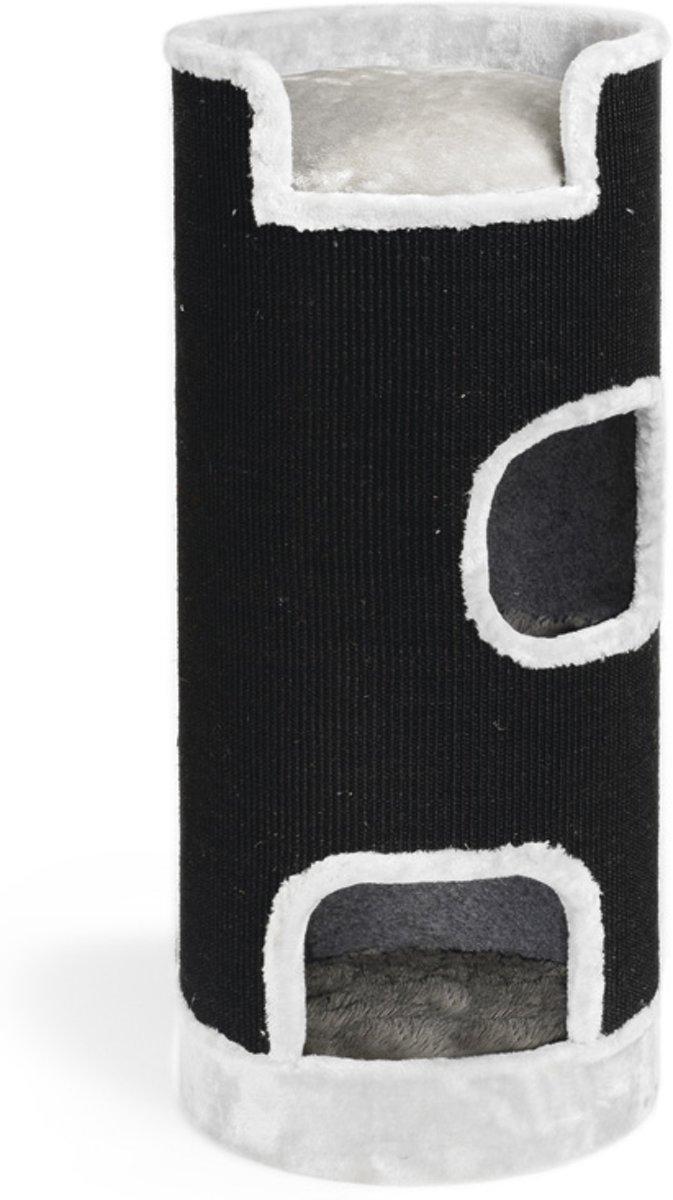 Beeztees Catchy - Krabton - Zwart - Groot - 100x42 cm