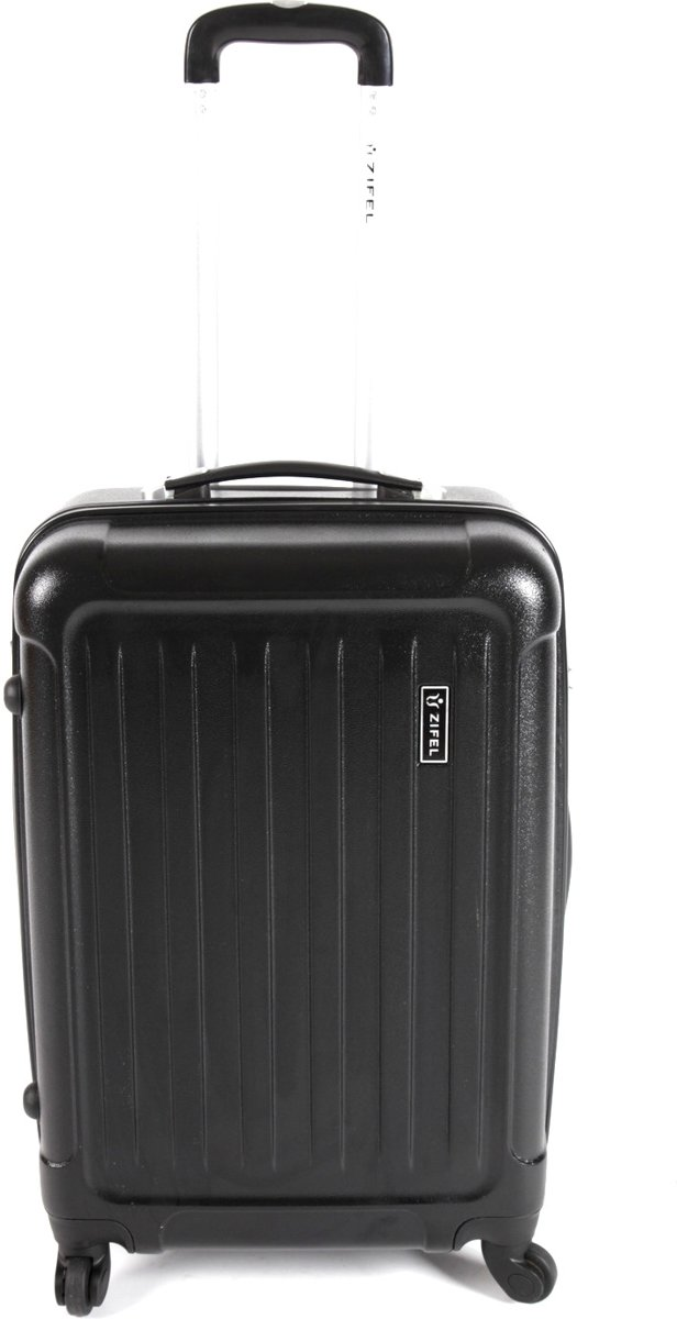 Zifel Parijs Koffer - 60 cm - Zwart kopen
