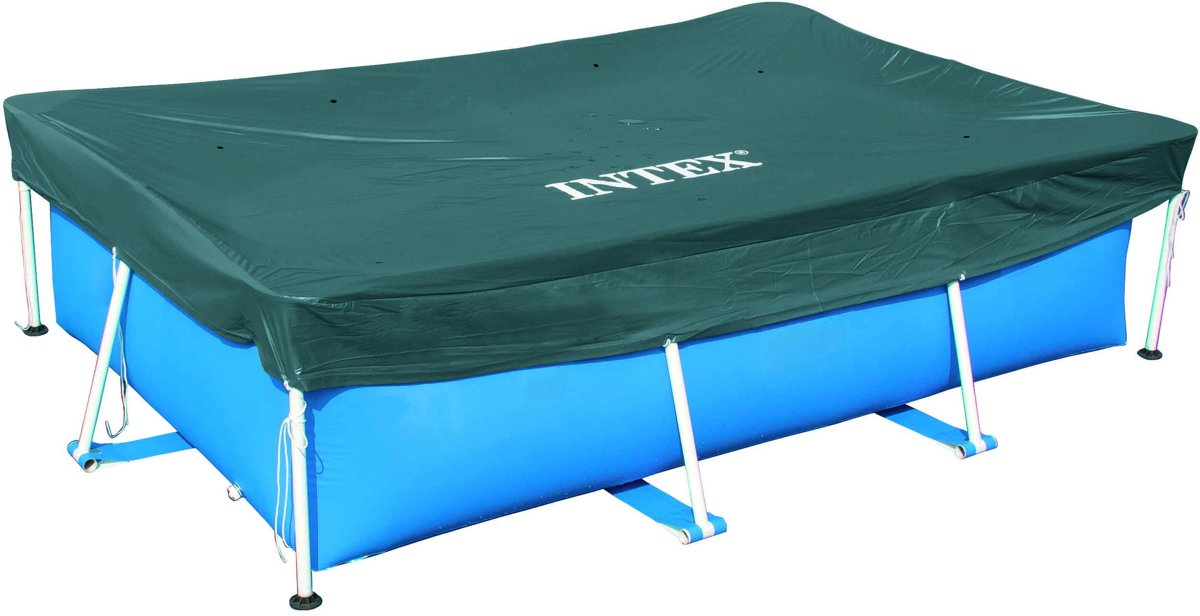 Intex Afdekzeil Family Frame Pool 300 x 200 cm