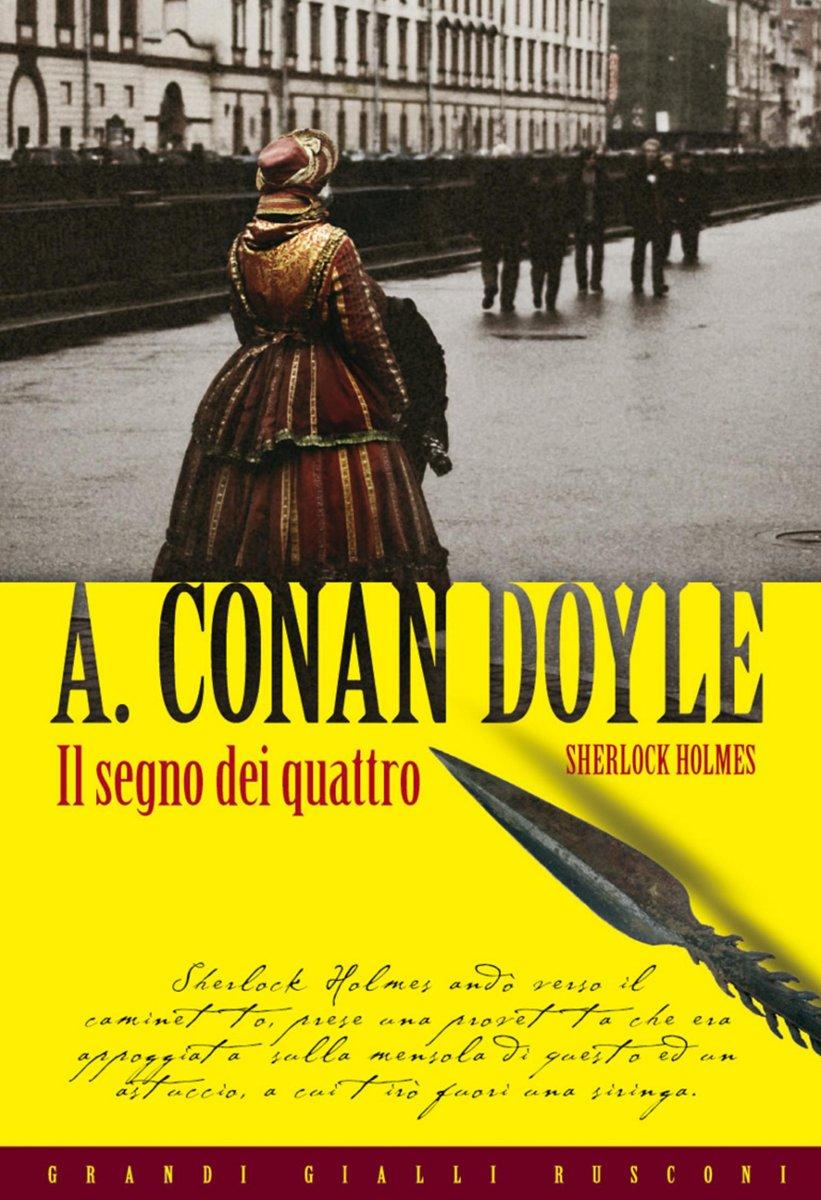 Bolcom Il Segno Dei Quattro Ebook Arthur Conan Doyle