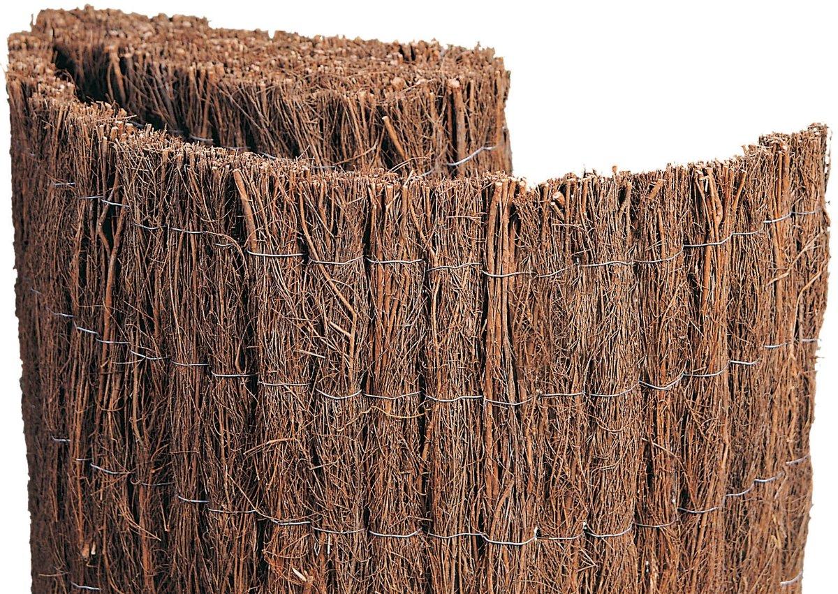 Intergard Heidematten heidemat schutting - dopheidematten 2cm - 2x5m