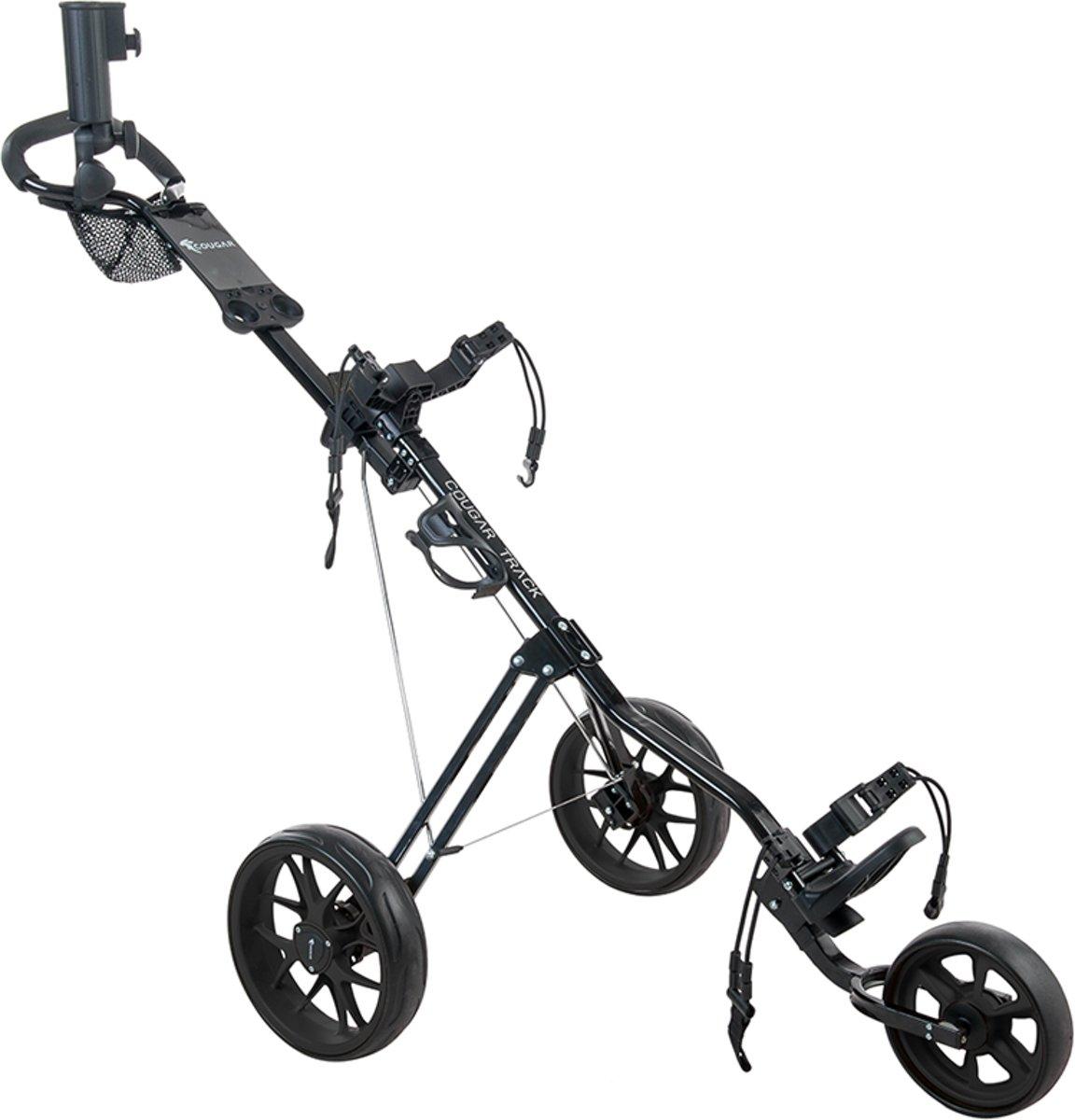 Cougar CO4206002 Golftrolley-Unisex-Maat--Zwart kopen
