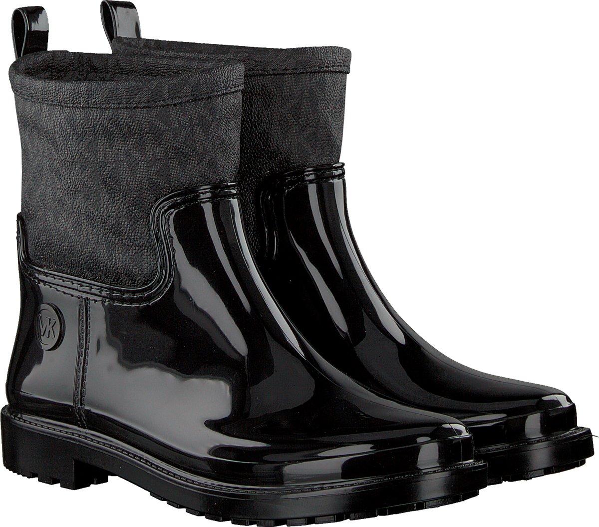 e80fd3e997c bol.com | Michael Kors Dames Regenlaarzen Blakely Rainboot - Zwart - Maat 37