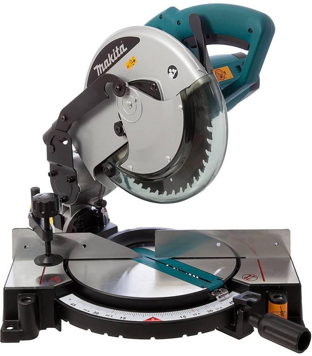 Makita Afkortzaag en verstekzaag 1500W-255mm MLS100