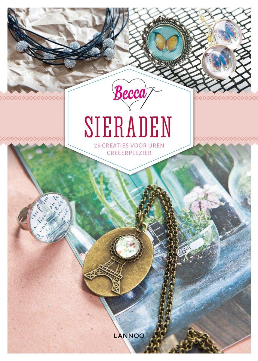Bolcom Becca Sieraden Rebecca Dekeyser 9789401424608 Boeken