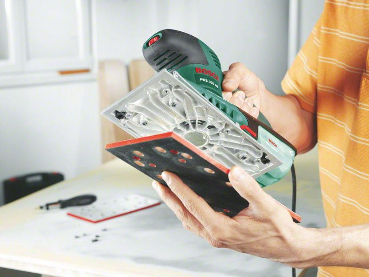 Zeer bol.com | Bosch PSS 300 AE Vlakschuurmachine RY79