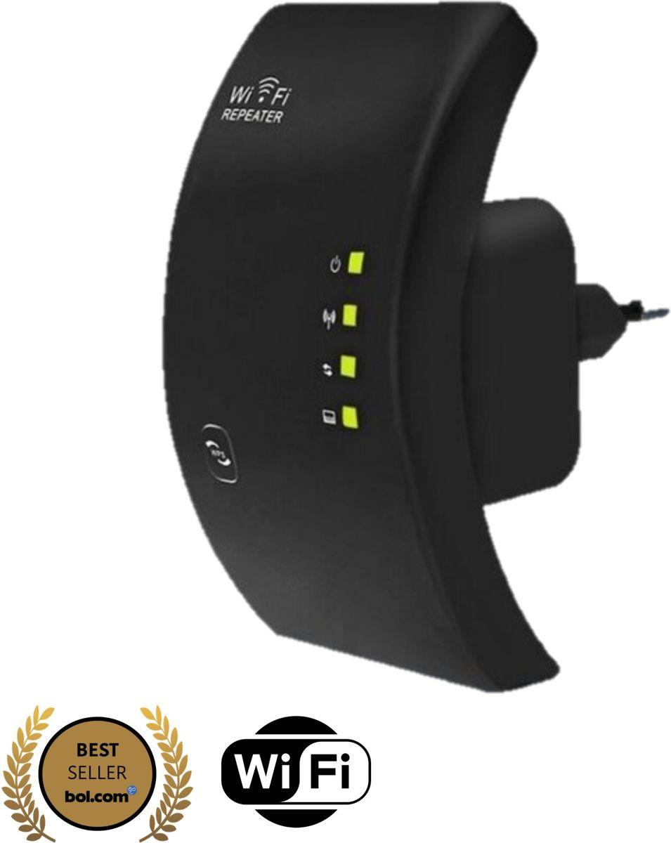 Wifi – Signaal versterker – Zwart – Huiskamer – Zolder – kinderkamer kopen