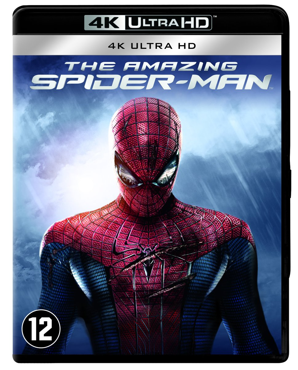 The Amazing Spider-Man (4K Ultra HD Blu-ray)-