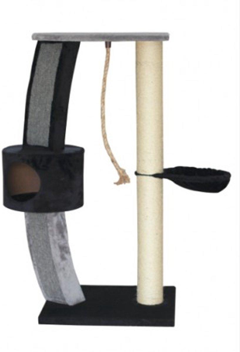 Topmast Krabpaal Moondream Grijs-Zwart Excellence 60 * 40 * 125 cm