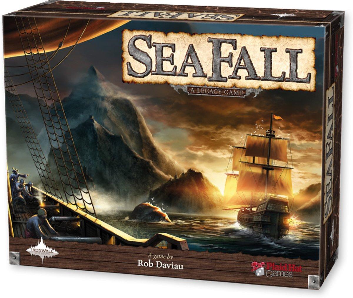 Seafall Bordspel - Engelstalig