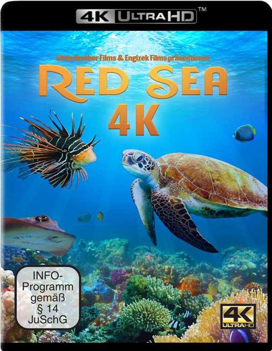 Red Sea (4K UHD) (Blu-Ray)-
