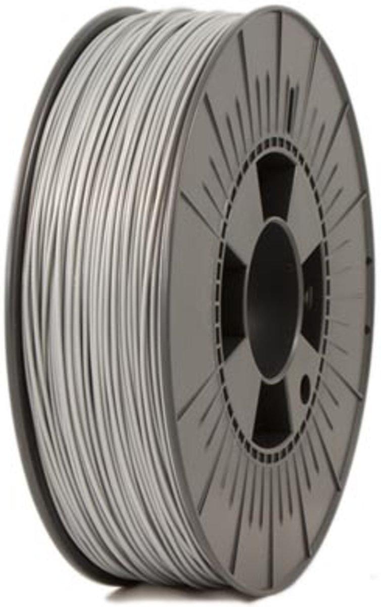 1.75 mm  PLA-FILAMENT - ZILVER - 750 g