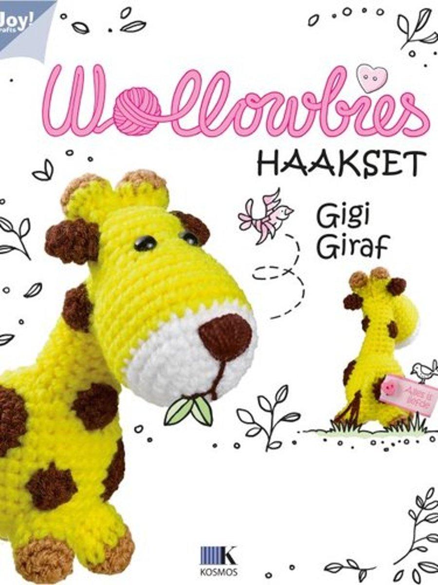 Wollowbies Gigi Giraf - haakset
