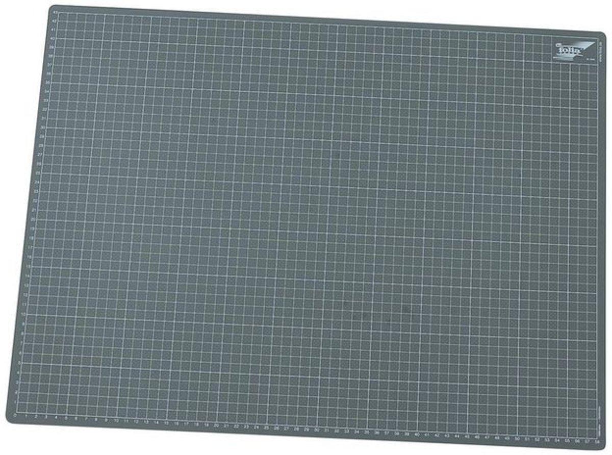 Snijmat A2+ formaat (450mm X 600 mm) - groen kopen