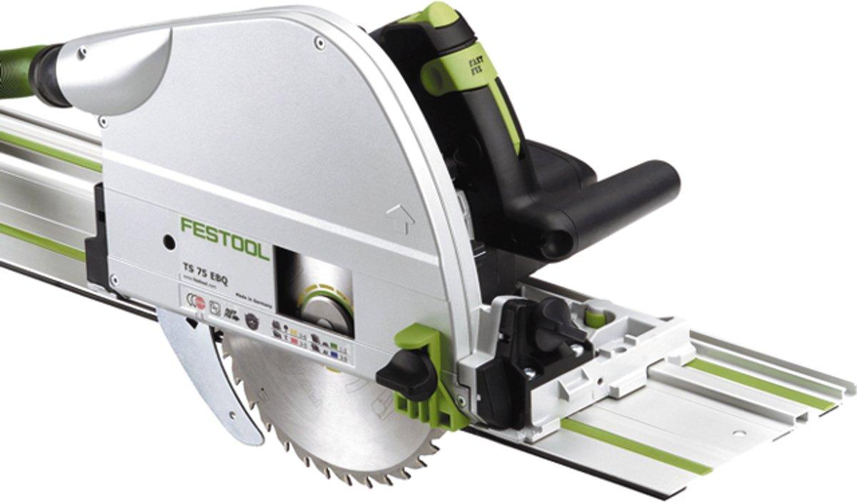 Festool Invalcirkelzaagmachine TS 75 EBQ-Plus-FS 561512